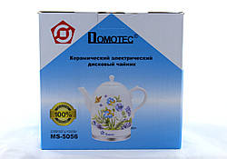 Чайник Domotec MS 5056 керамический / электрочайник / 1,7L