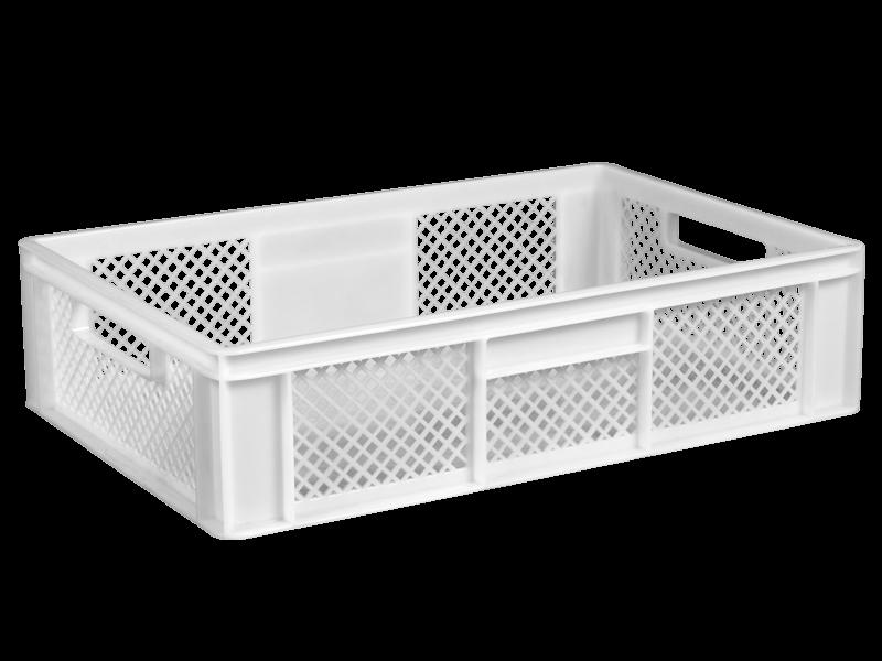Пластиковый ящик 600х400х155 мм