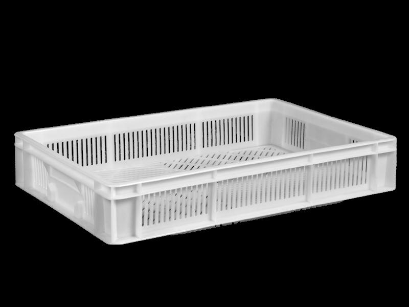 Пластиковый ящик 600х400х110 мм