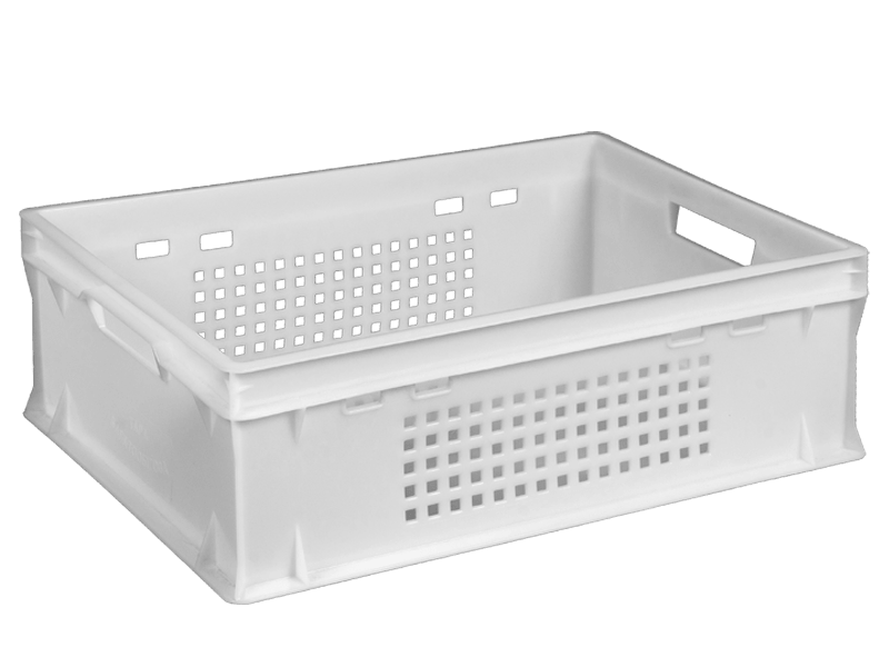 Пластиковый ящик Е2 600х400х200 мм