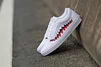 "Мужские кеды Vans Old Skool ""Shark"" - 052z"