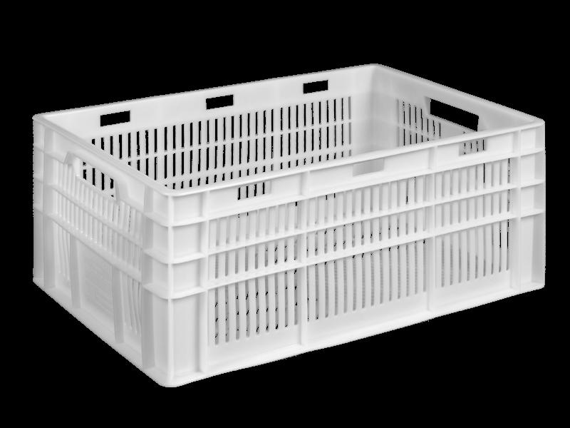 Пластиковый ящик 600х400х260 мм