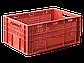 Пластиковый ящик 600х400х260 мм, фото 6