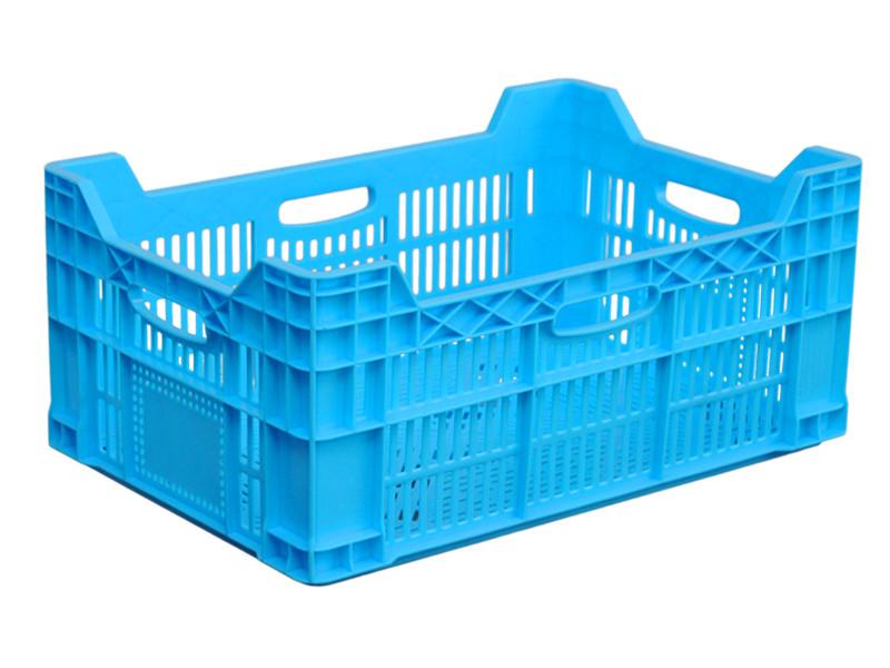Пластиковый ящик 600х400х260/220 мм