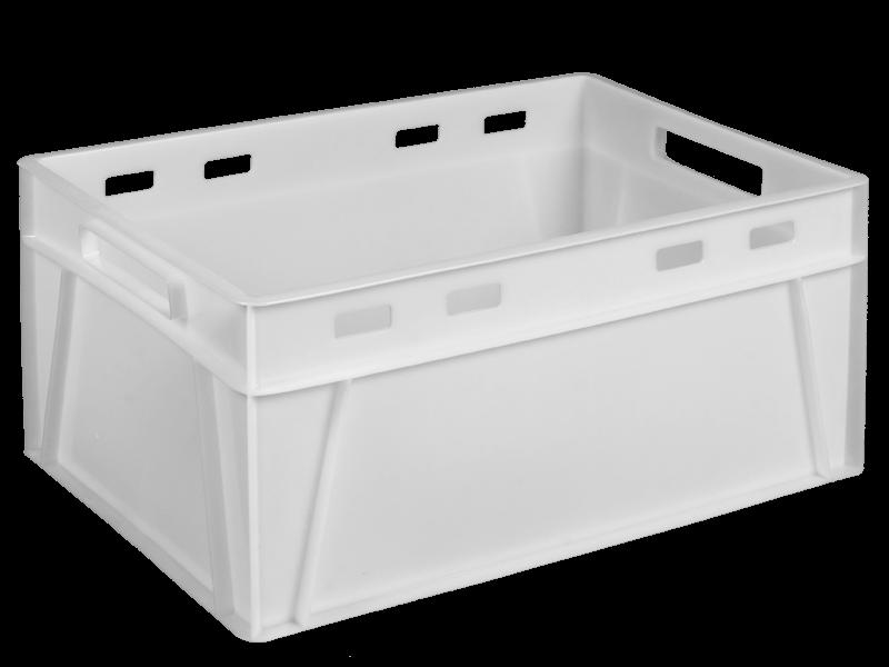 Пластиковый ящик 600х400х280 мм