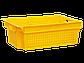 Пластиковый ящик конусный 600х400х200 мм, фото 3