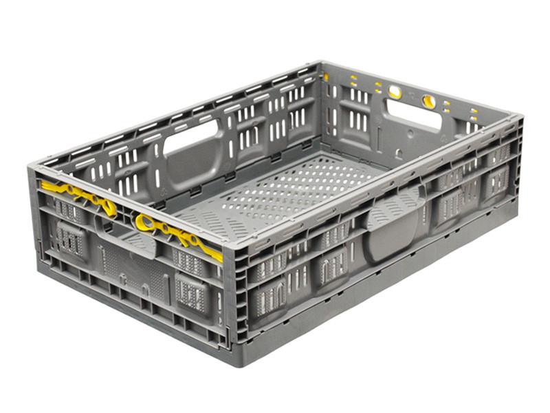 Пластиковый ящик F6416-3040, складной