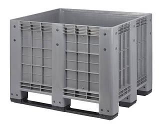 Контейнер пластиковый BIP 1210/S2R 1200х1000х915 мм на полозьях