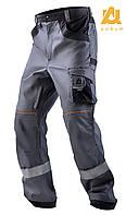 Брюки рабочие AURUM из 100% хлопка, многофункциональные брюки., фото 1