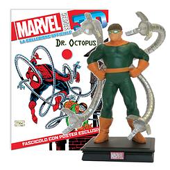Мініатюрна фігура Герої Marvel 3D №17 Доктор Восьминіг (Centauria) масштаб 1:17