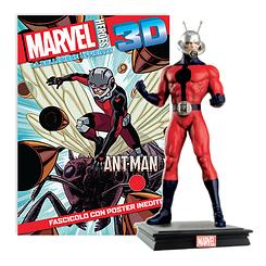 Миниатюрная фигура Герои Marvel 3D №18 Человек-муравей (Centauria) масштаб 1:17