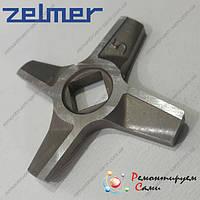 Нож для мясорубки Zelmer двухсторонний №5, фото 1