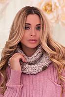 Женский шарф-хомут Лорис, фото 1