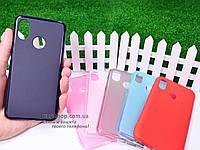 Силиконовый TPU чехол для Xiaomi Mi 8