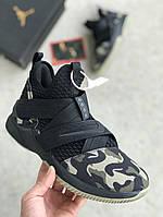 Мужские кроссовки Nike Lebron XII, Реплика, фото 1