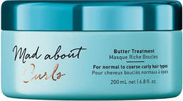 Интенсивная маска для вьющихся волос Schwarzkopf Mad About Curls Butter Treatment200 мл