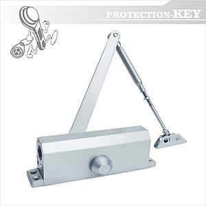 Дверной доводчик Protection PK-85 AL