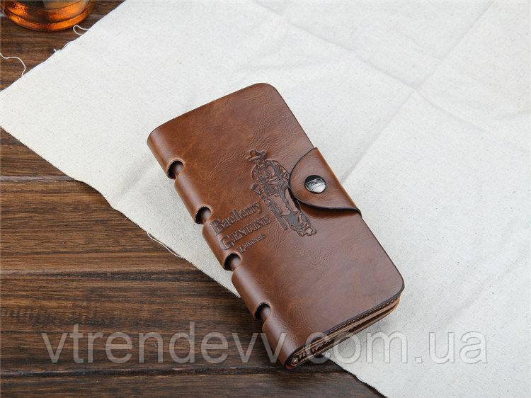 Кошелек мужской Baellerry K1 Genuine Leather