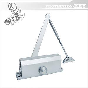 Дверной доводчик Protection PK-70 AL