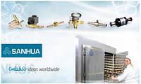 Пакетное решение Sanhua для холодильных систем