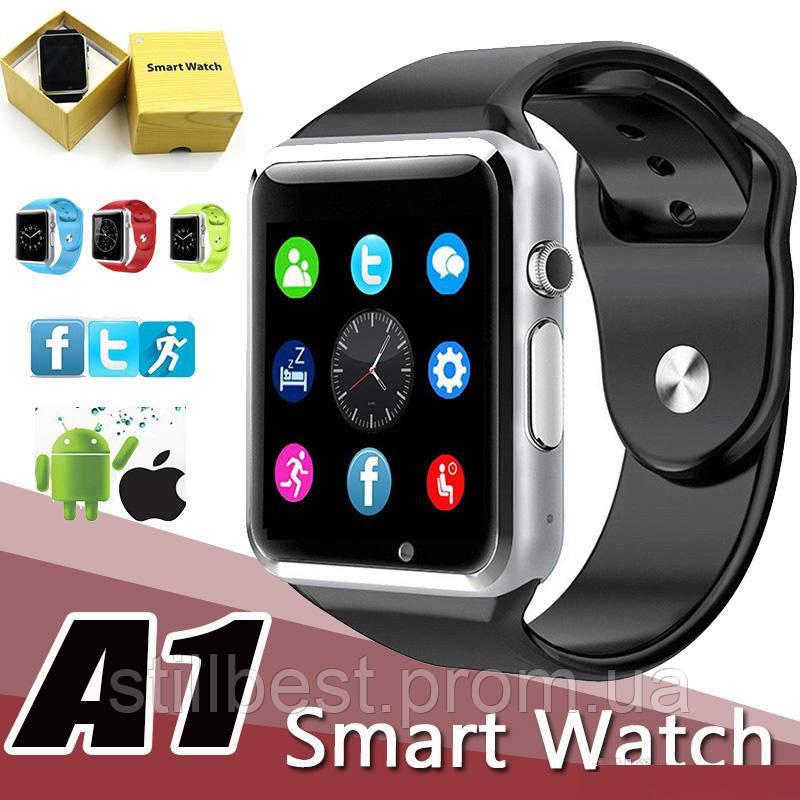 Smart Watch GT08: обзор дешевой копии Apple Watch