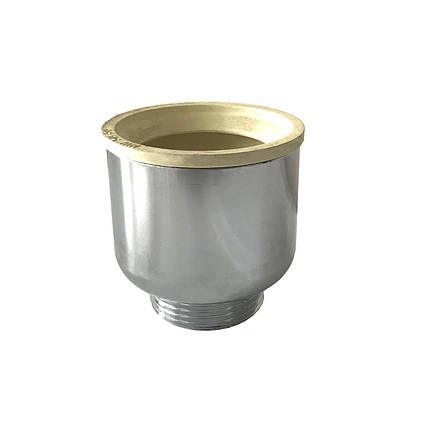 Писсуарный стакан (Головка ф32), хром VIEGA GmbH, фото 2