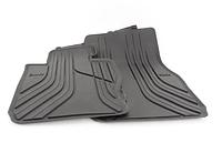 Оригінальні передні коврики BMW 3 F30 / F31 / F34 / M3 F80 (51472339809 / 51472219799)