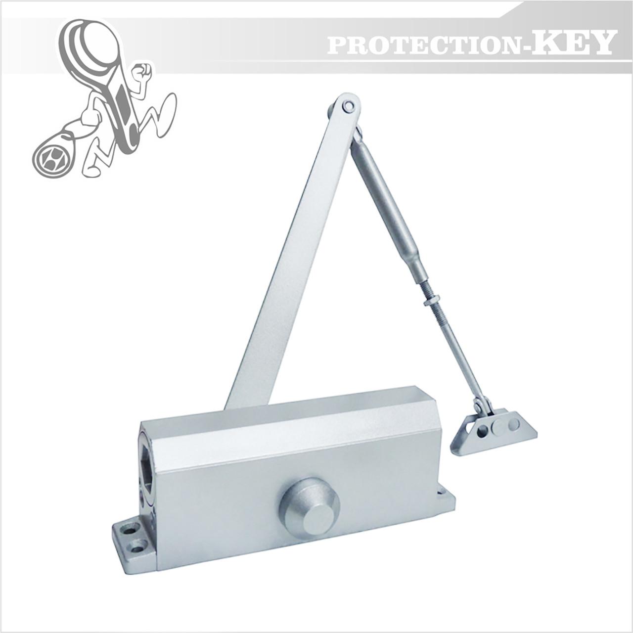 Дверной доводчик Protection PK-60 AL