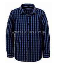 Рубашка для мальчика в клетку GLO-Story,Венгрия