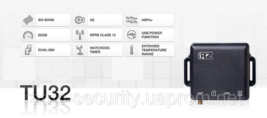 GSM 3G модем IRZ TU32