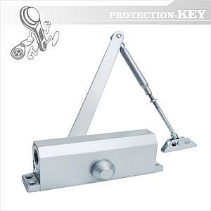 Дверной доводчик Protection PK-110 AL