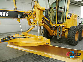Грейдер Caterpillar 140K (2011 г), фото 3