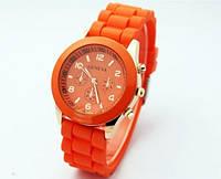 Часы женские Geneva(Женева): Оранжевые