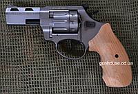 "Револьвер под патрон Флобера STREAMER R2 3"" titan (бук), фото 1"