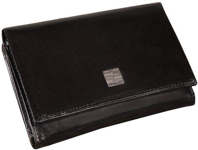 Кожаный кошелек-портмоне VERUS Tokyo, V53.A.TOK черный