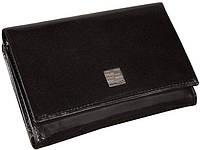 Кожаный кошелек-портмоне  женский VERUS Tokyo, 53A TK черный