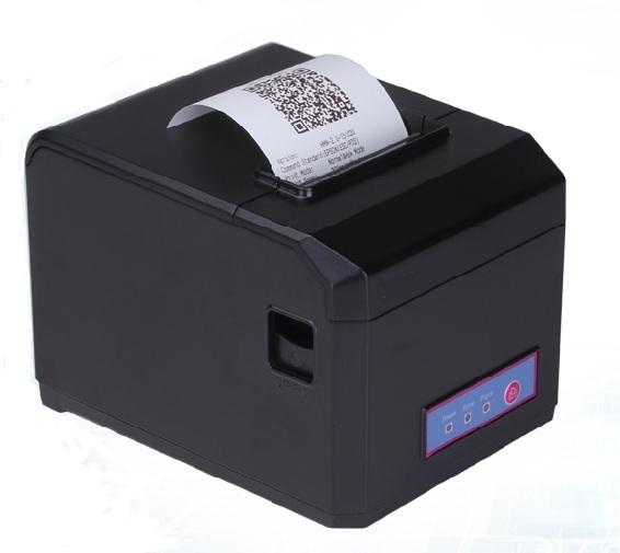 Принтер чеков RTPOS 80, Ethernet+USB+WiFi