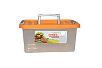 Контейнер для пищевых продуктов 8л С206П ОРАН