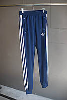 Спортивные мужские брюки ADIDAS ORIGINALS/Темно синие