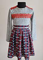 Детское платье для девочки ангора 116 размер , фото 1