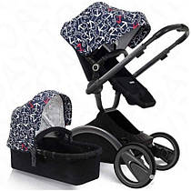 Коляска универсальная 2в1 Babysing V-GO  Navigator