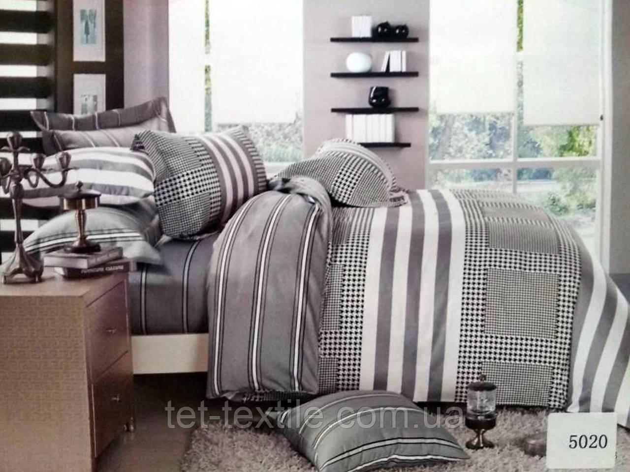 """Комплект постельного белья Elway """"Евро"""""""