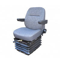 Сиденье гидравлическое МТЗ с подлокотником 80-6800010-01