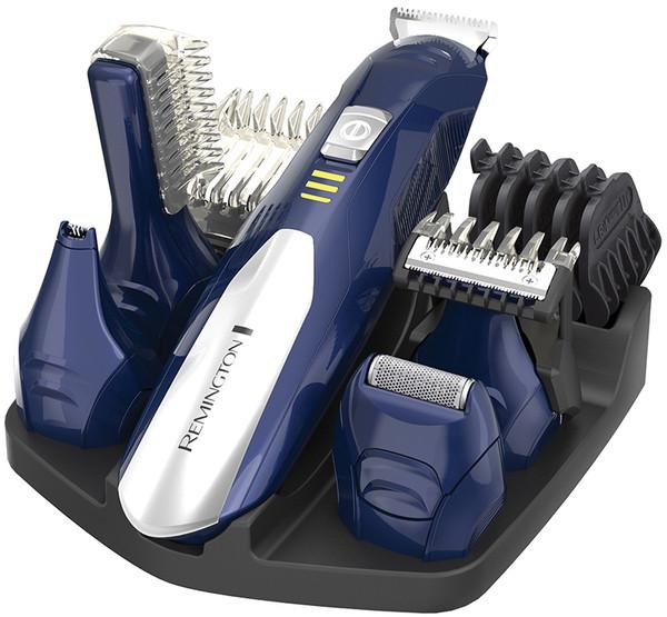 Универсальный набор для ухода за волосами Remington PG6045 (машинка для стрижки)