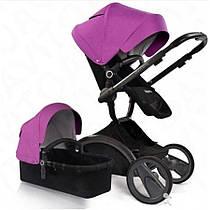 Коляска универсальная 2в1 Babysing V-GO  Purple