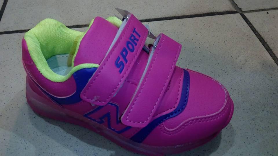 c784b002 Светящиеся кроссовки для девочек New Balance размеры 26-31: продажа ...