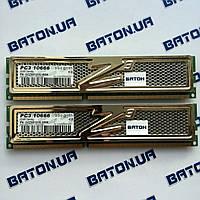 Игровая оперативная память OCZ Gold DDR3 8Gb KIT of 2 1333MHz PC3 10600U CL9 (OCZ3G1333LV8GK), фото 1