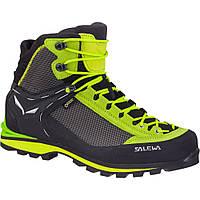 Ботинки Salewa MS Crow GTX 61328 5320 - 42 Серый с зеленым