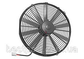 Вентилятор Spal 24V, вытяжной, VA18-BP70/LL-41A