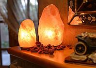 Соляная лампа и её свойства